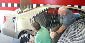 Paintless Dent Repair Training